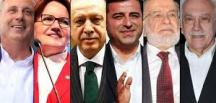 Liderlerin dili sürçtü, hem güldüler, hem güldürdüler