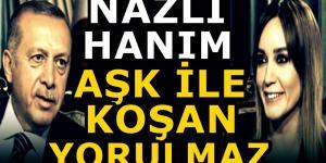 Nazlı Çelik'in Yorgun musunuz ? Sorusuna Erdoğan'dan Duygulandıran Cevap