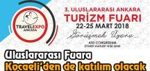 Uluslararası Fuara Kocaeli'den De Katılım Olacak