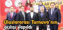 21. Uluslararası Zafer Turnuvası'nın Açılış Töreni Yapıldı