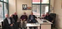 Başkan Baran'dan 'umre' ziyaretleri