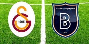 Gözler Galatasaray-M.Başakşehir maçında!