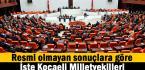 İşte Kocaeli'nin milletvekilleri