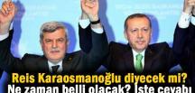 2019'da yine Karaosmanoğlu mu?