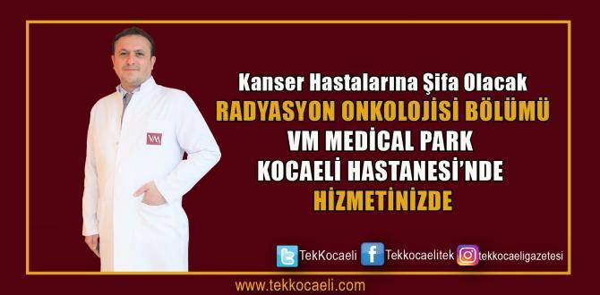 Radyasyon Onkolojisi Uzmanı Mehmet Sinan Karabey Hasta Kabulüne Başladı
