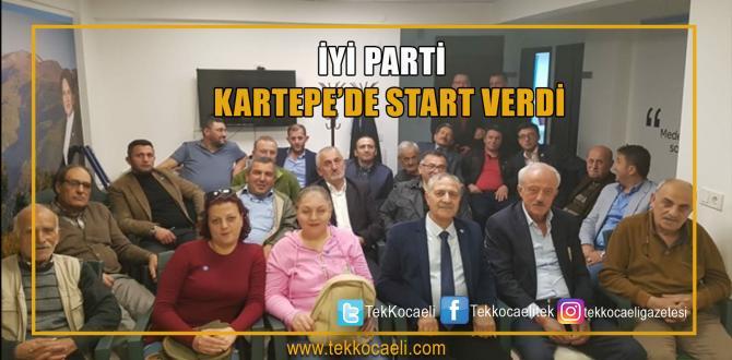 İYİ Parti Musa Coşkun'la Start Verdi