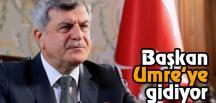 Başkan Umre'ye Gidiyor