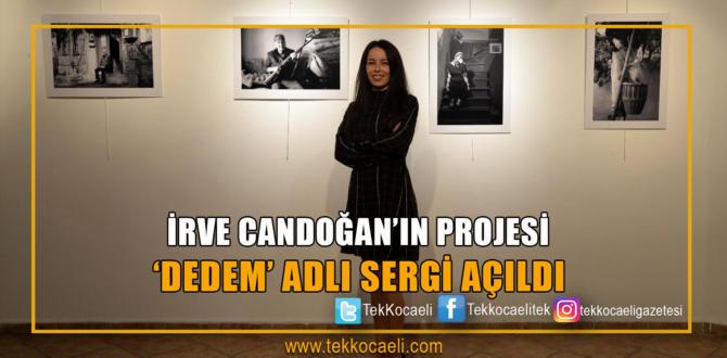 'Dedem' Adlı Fotoğraf Sergisi Açıldı
