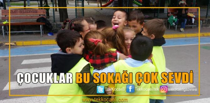 Çocuklar Bu Sokağı Sevdi