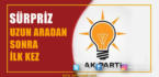 Ak Parti Kocaeli'de Büyük Sürpriz