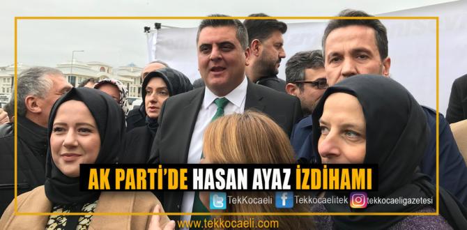 Hasan Ayaz'a Sevgi Seli