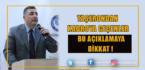 Hizmet-İş Şube Başkanı Ersoy'dan Asgari Ücret Açıklaması
