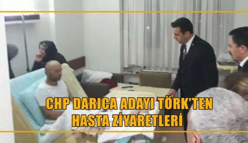 Törk'ten Hasta Ziyaretleri