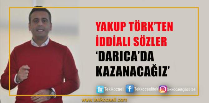 CHP Darıca'da Törk'le İddialı