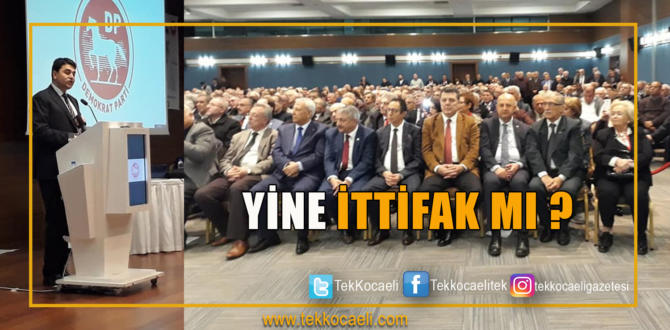 DP'lilerden Ankara Çıkarması