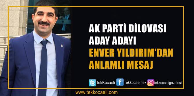 Enver Yıldırım, Milletvekilleri Katırcıoğlu ve Zeybek'i Unutmadı