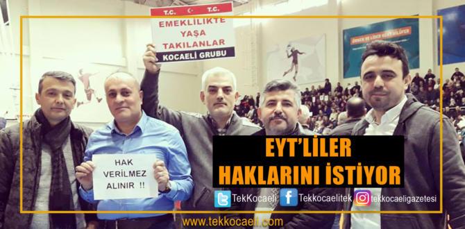 EYT Mağdurları İstanbul'da Buluşuyor