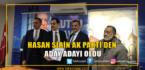 Hasan Şirin Ak Parti'den Aday Adayı