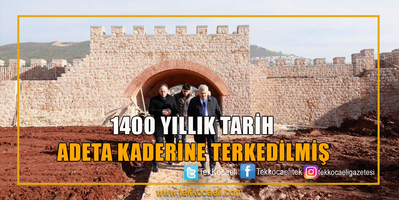 Bin 400 Yıllık Tarih Küllerinden Doğdu