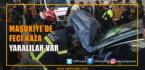 Maşukiye'de Korkunç Kaza