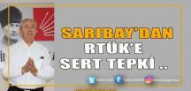 Sarıbay'dan RTÜK Çıkışı