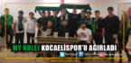 My Kolej'li Öğrenciler Sordu, Kocaelisporlu Futbolcular Cevapladı