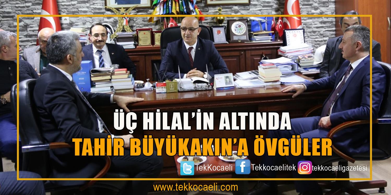 Tahir Büyükakın MHP'de Neler Dedi