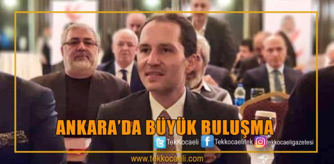 'Yeniden Refah' Ankara'da Buluşuyor