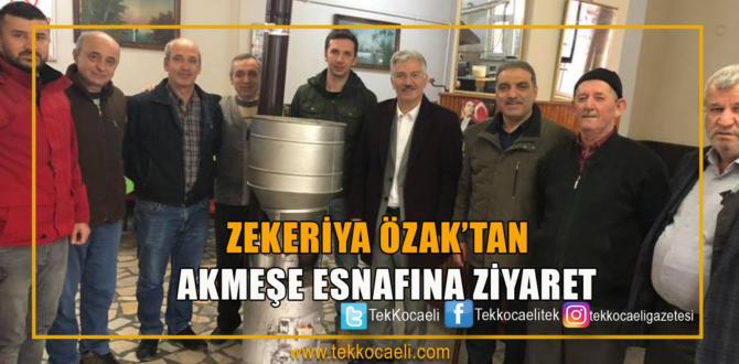 Zekeriya Özak'tan Akmeşe Turu