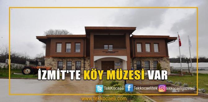 Sepetçi Köyü'nde Köy Müzesi Yapıldı