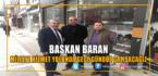 Körfez Belediye Başkanı Baran Esnafı Yalnız Bırakmadı
