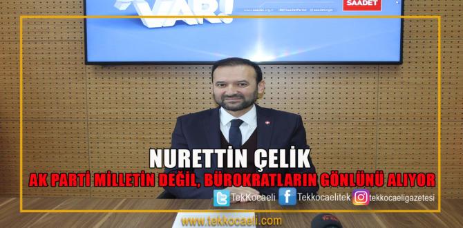 Saadet Partisi Kocaeli İl Başkanından Yerel Seçim Konuşması