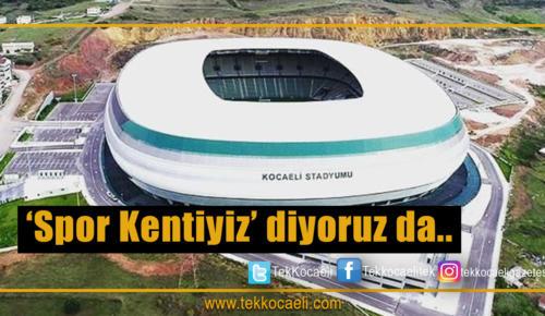 Yeni Stada Milli Maç Yakışmaz Mı?