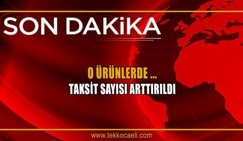 BDDK açıkladı: Taksit Sayısı Artırıldı
