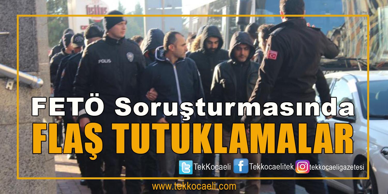 5 Askeri Personel Tutuklandı