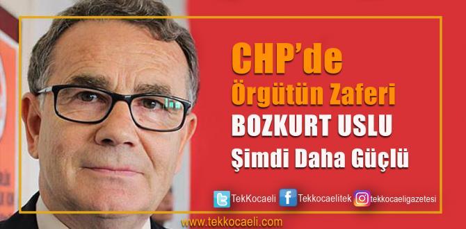 CHP'de Örgütün Zaferi