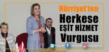 Hürriyet, Trabzonlular Derneği'nde