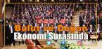 KOTO'da Başkanlar Ekonomi Şurasına Katıldı