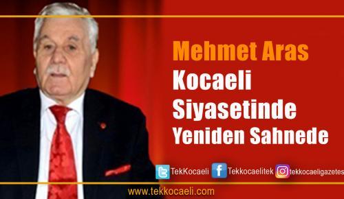 Yeniden Refah, Mehmet Aras Dedi