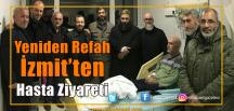 Yeniden Refah İzmit'ten Hasta Ziyareti