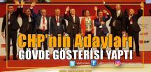 CHP Lideri Kılıçdaroğlu, Kocaeli'li Adaylarla Selamladı