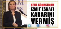 İKM'nin Gecesinde 'Büyük Başkan' 'Hürriyet Hürriyet' Sloganları