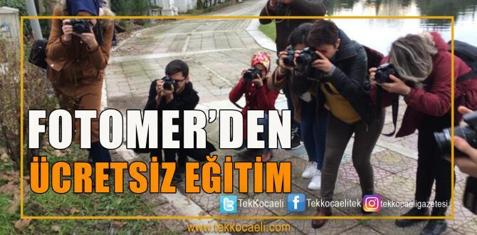 Amatör Fotoğrafçılara Ücretsiz Eğitim