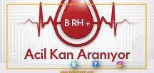 B RH+ Kana İhtiyaç Var