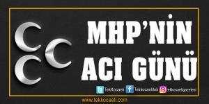MHP Dilovası Kurucusu Atar Vefat Etti