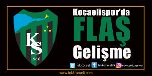 Kocaelispor'da Güzel Gelişme