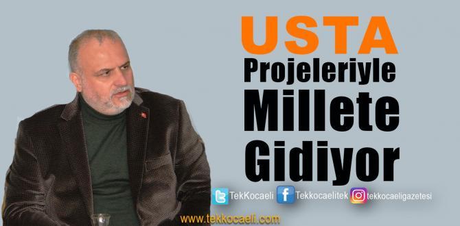 Başiskele'nin Sorunlarına 'USTA' Çözüm