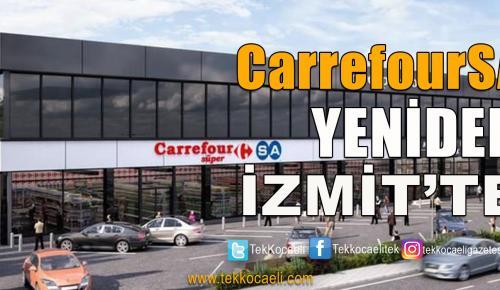 CarrefourSA Geri Dönüyor