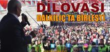 Dalkılıç'ın Seçim Bürosu Açılışında İzdiham Yaşandı