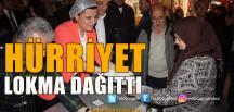 Hürriyet, Vatandaşların Regaib Kandilini Kutladı